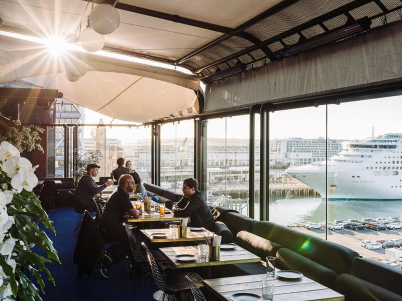 Auckland's Most Coveted Rooftop Venue