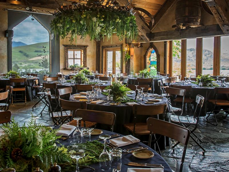 First Class Queenstown Function Venue