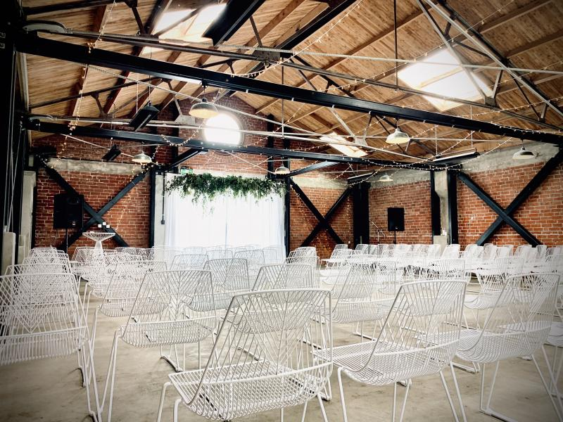One of a Kind Wedding Venue