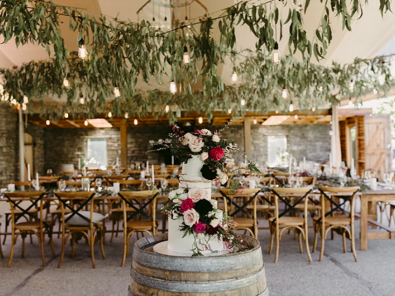 The Winehouse Romantic Wedding Venue