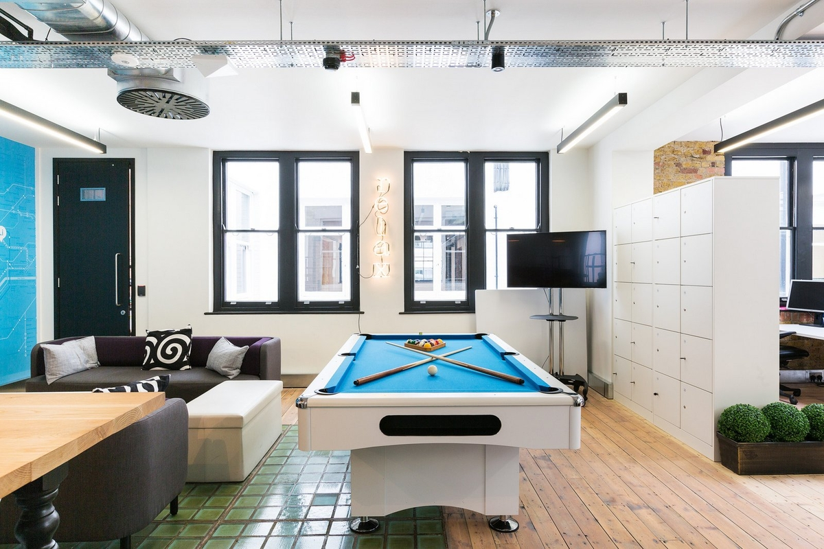 Outstanding office games rooms for Office design game