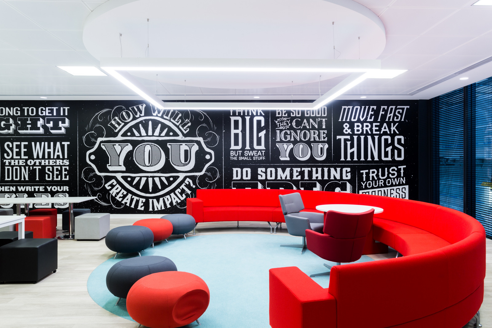 Office Wall Graphics and Murals