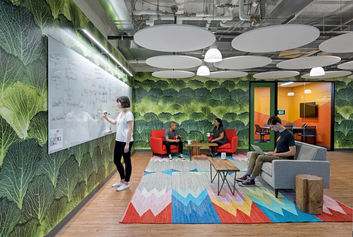 Brainstorm amazing brainstorming rooms for Space planning architecture