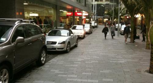 Auckland City Carparks
