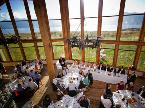 Wedding Venues Fiordland Lodge