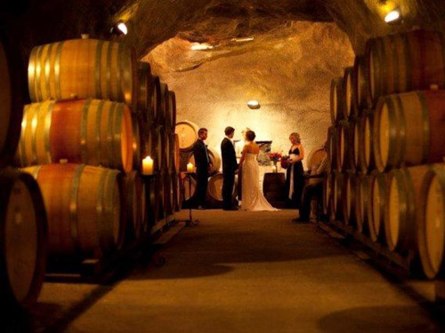 Wedding Venue Queenstown Gibbston Valley Winery