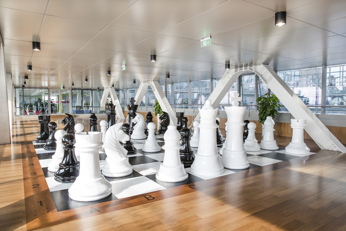5 Office Games Rooms We Are Envious Of