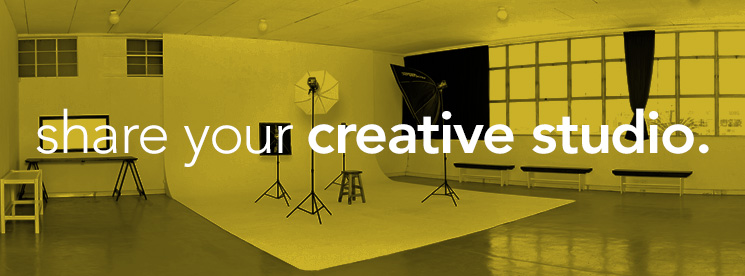 Share Your Creative Studio