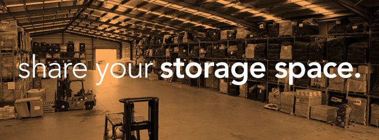 Share Your Storage Space
