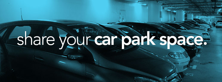 Share Your Car Park Space