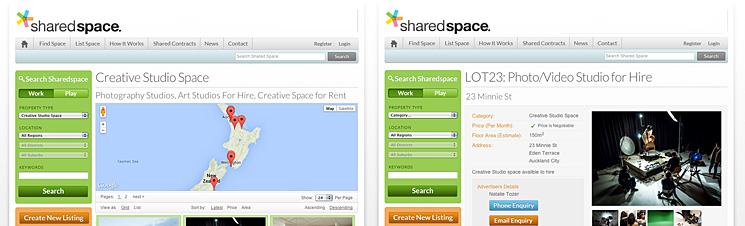 Sharedspace Creative Studio