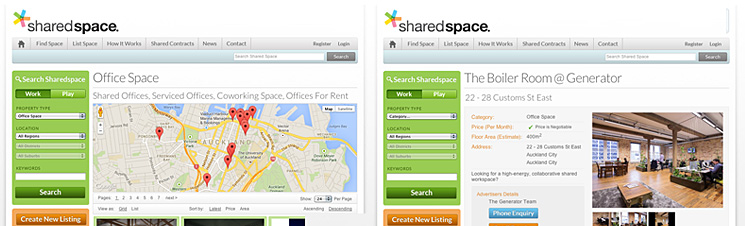 Sharedspace Office