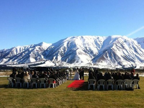 Amazing nz wedding venues for Terrace downs