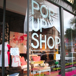 Why Pop-up Shop