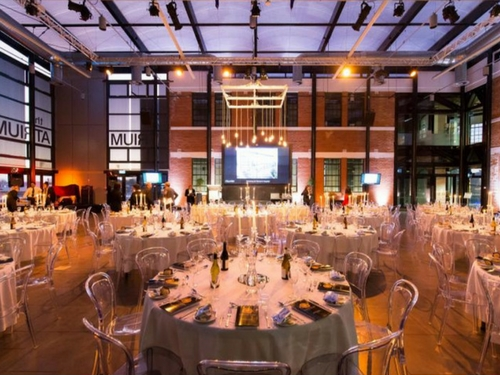 Wintec House The Atrium Hamilton Wedding Venue